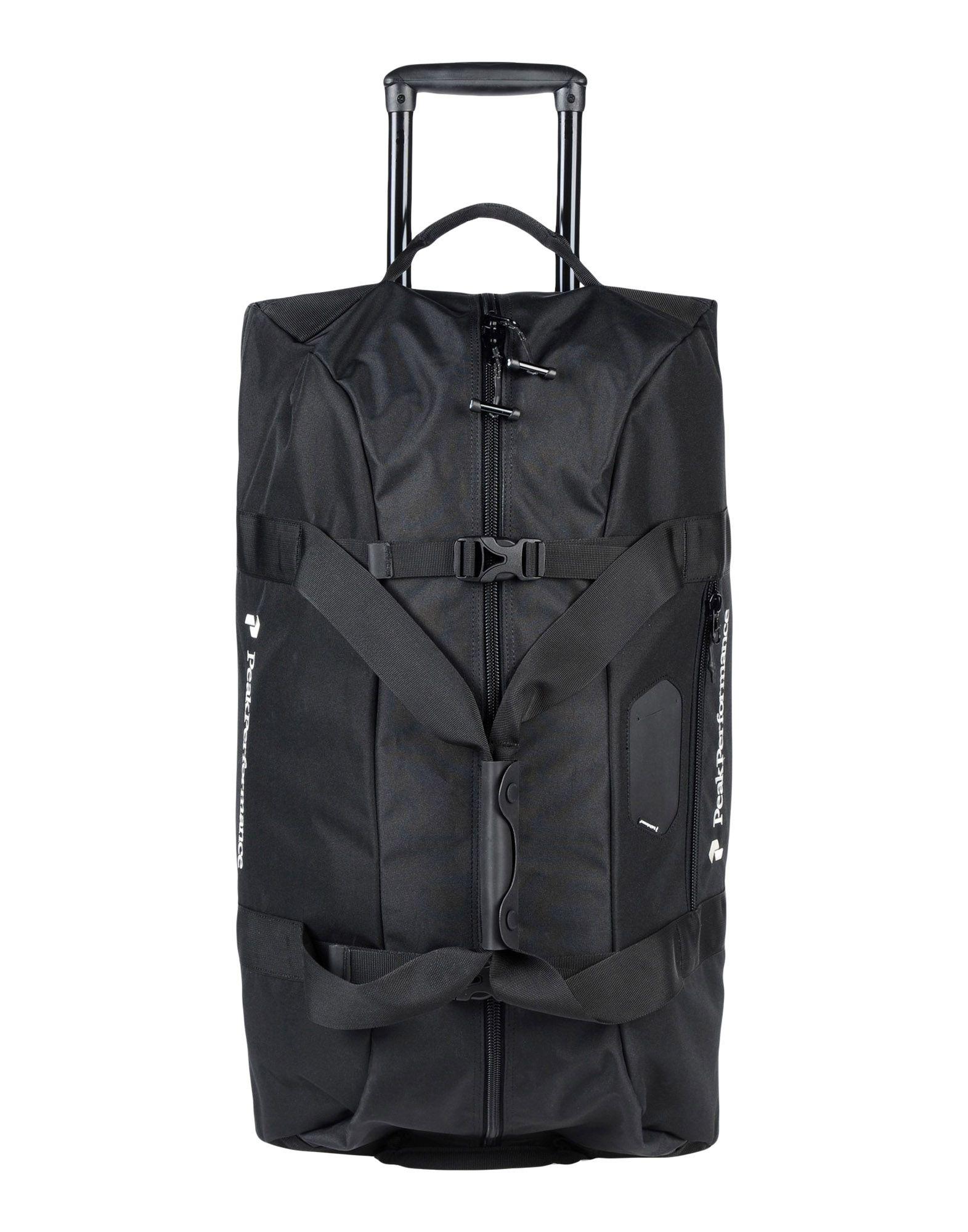 PEAK PERFORMANCE Чемодан/сумка на колесиках сумка спортивная adidas performance adidas performance ad094dulwp12