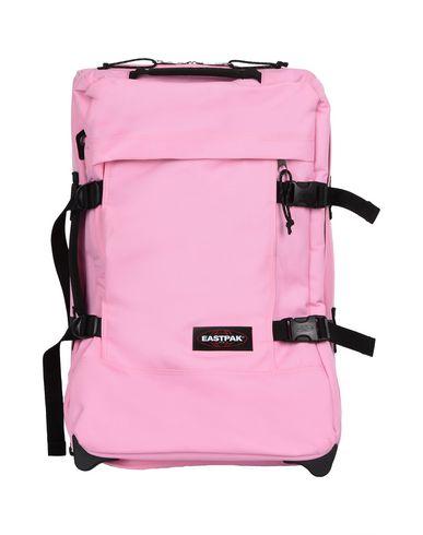 EASTPAK レディース キャスター付きバッグ ピンク 紡績繊維