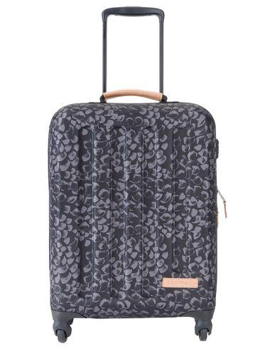 EASTPAK レディース キャスター付きバッグ グレー 紡績繊維