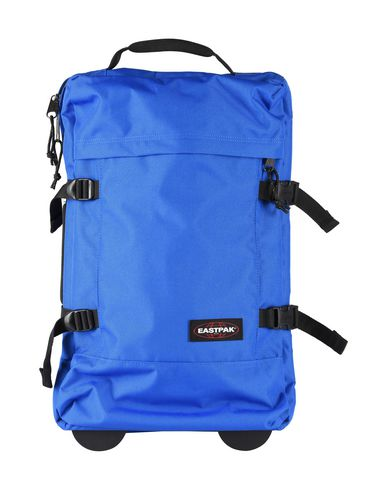 EASTPAK レディース キャスター付きバッグ ブライトブルー 紡績繊維