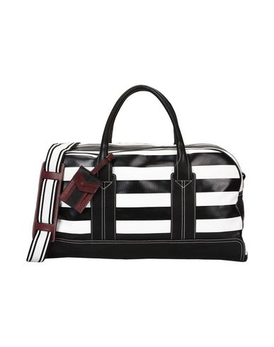 ANTONIO MARRAS + PIQUADRO レディース 旅行バッグ ホワイト 紡績繊維 / 革