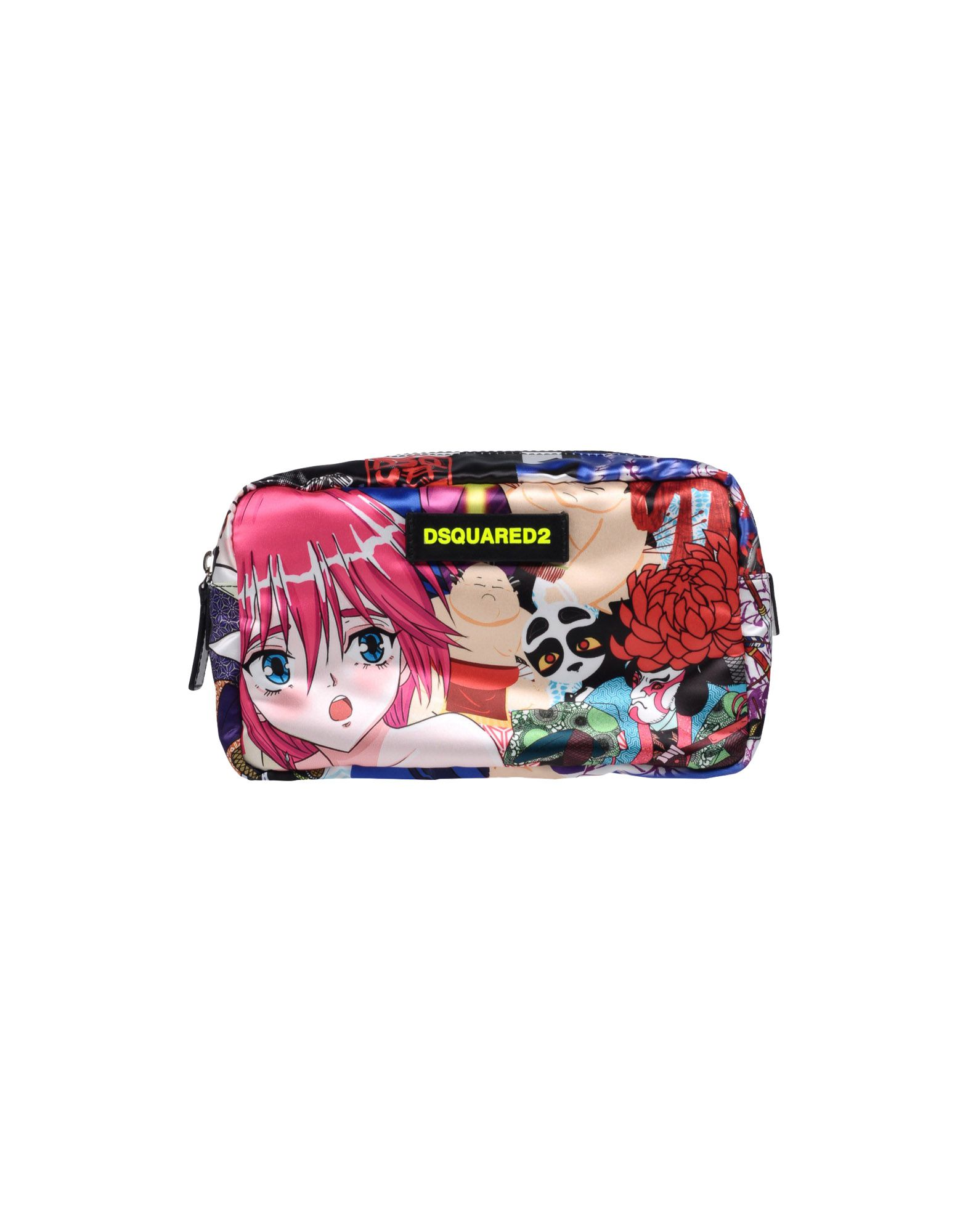 DSQUARED2 Beauty case металл kazoo гармоника рот флейта kids party gift kid музыкальный инструмент