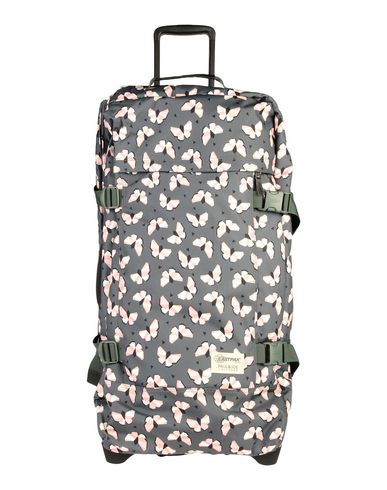EASTPAK レディース キャスター付きバッグ グリーン 紡績繊維 / 革