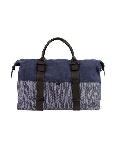 ZANELLATO レディース 旅行バッグ ブルー 紡績繊維 / 革