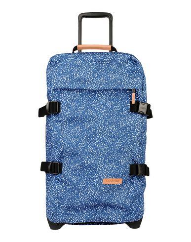 EASTPAK レディース キャスター付きバッグ ブルー 紡績繊維 / 革
