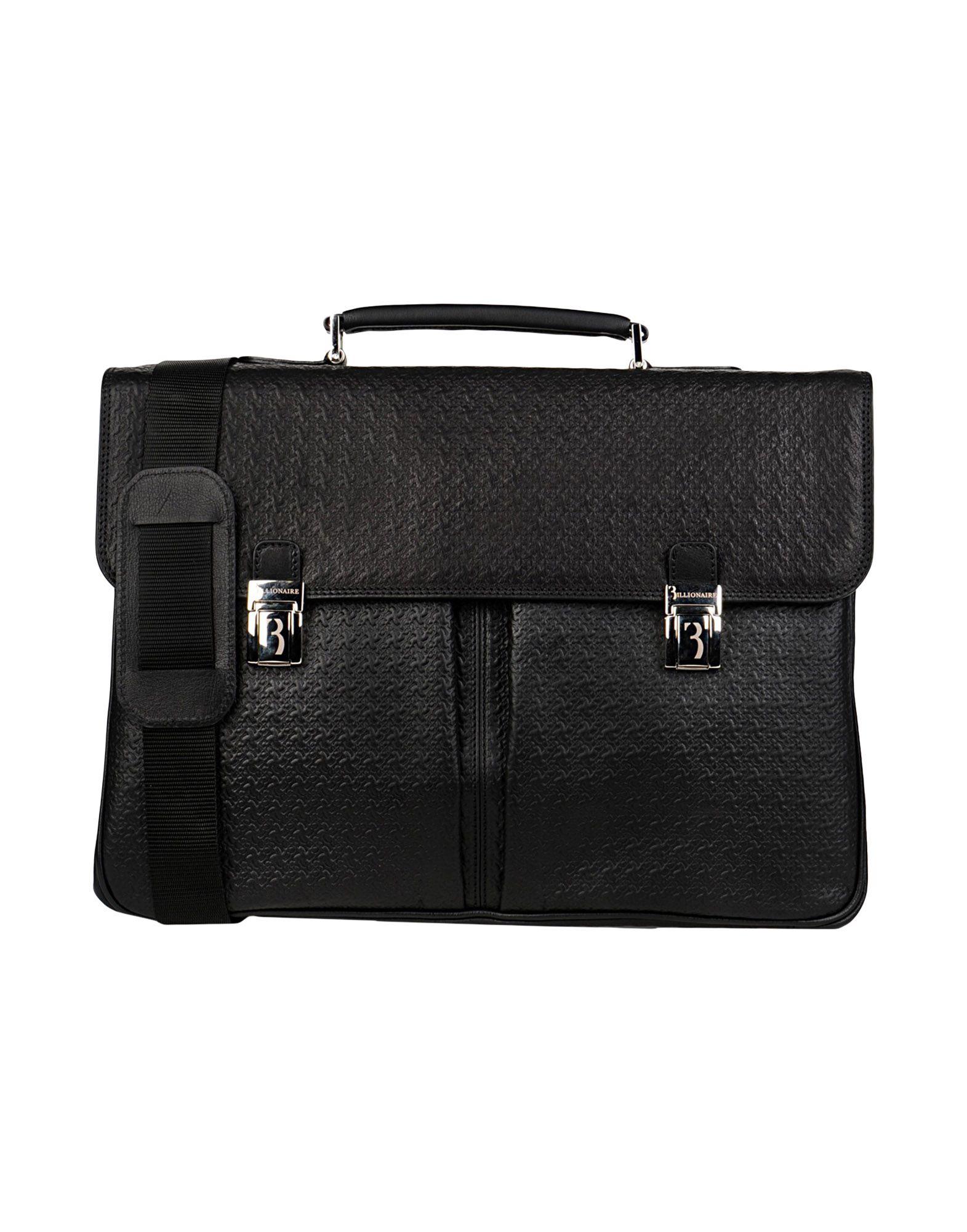 купить BILLIONAIRE Деловые сумки недорого