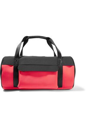 Y-3 Color-block scuba gym bag