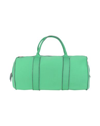 LEGHIL? レディース 旅行バッグ グリーン 紡績繊維