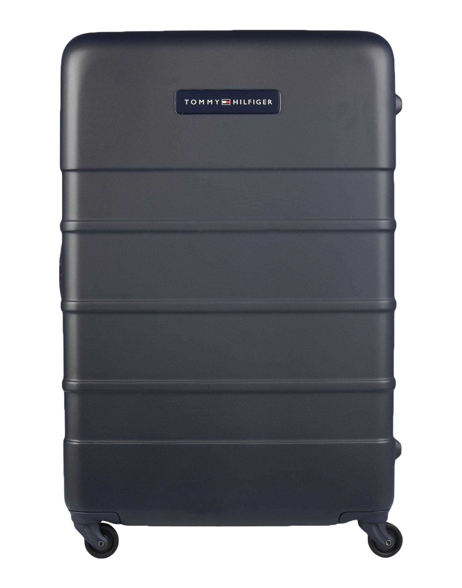 TOMMY HILFIGER Чемодан/сумка на колесиках стойка для одежды artmoon toronto двойная с боковыми выдвижными штангами на колесиках