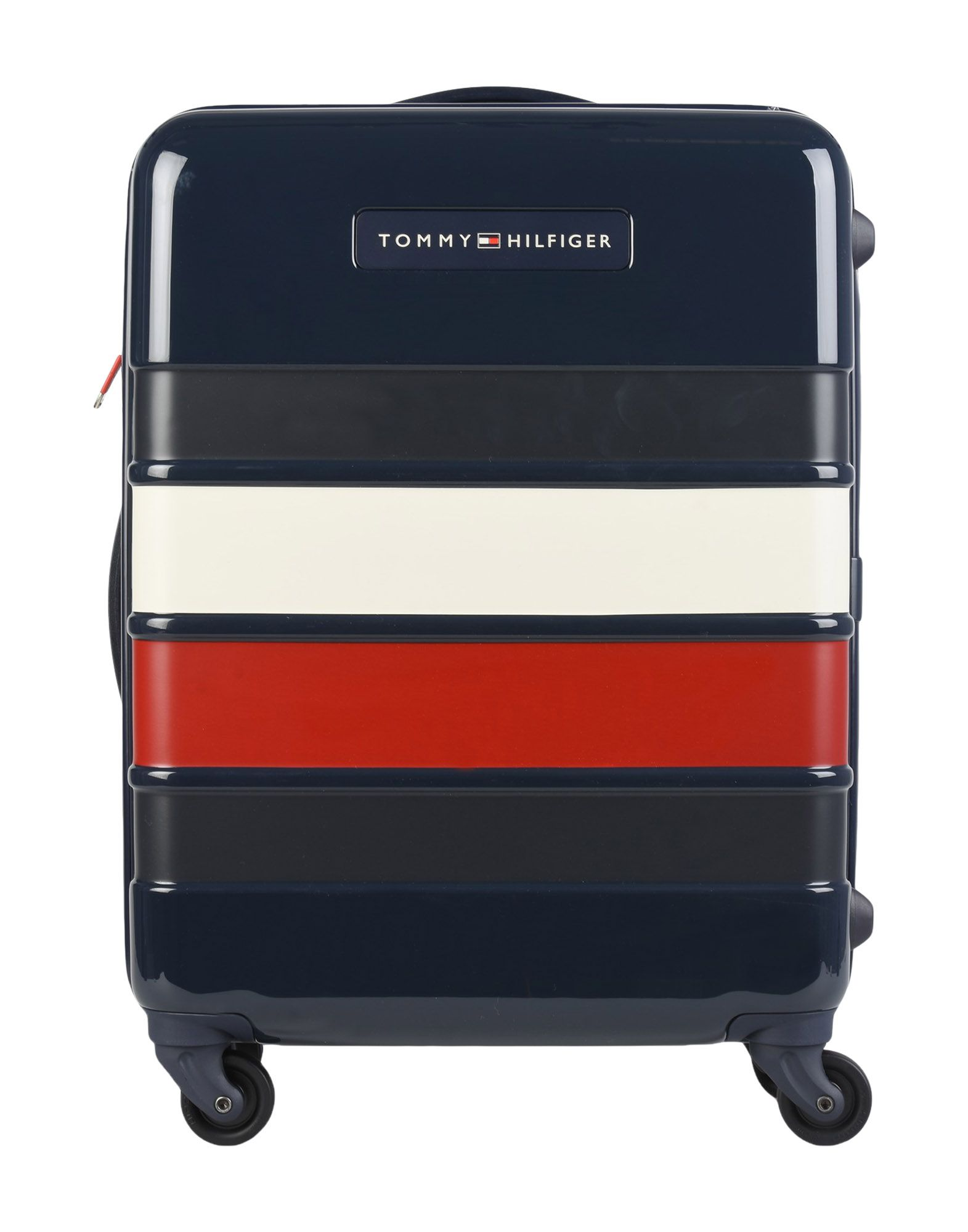 TOMMY HILFIGER Чемодан/сумка на колесиках сумка tommy hilfiger am0am00806 002 black