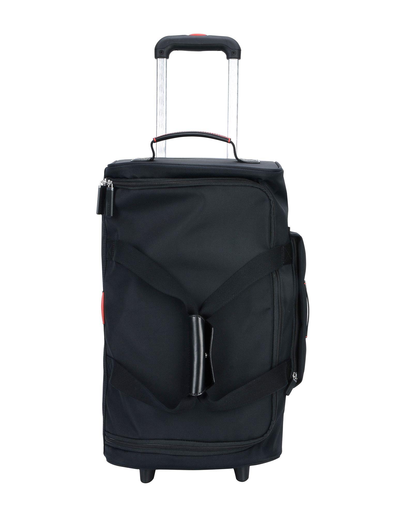 LANCEL Чемодан/сумка на колесиках стойка для одежды artmoon toronto двойная с боковыми выдвижными штангами на колесиках
