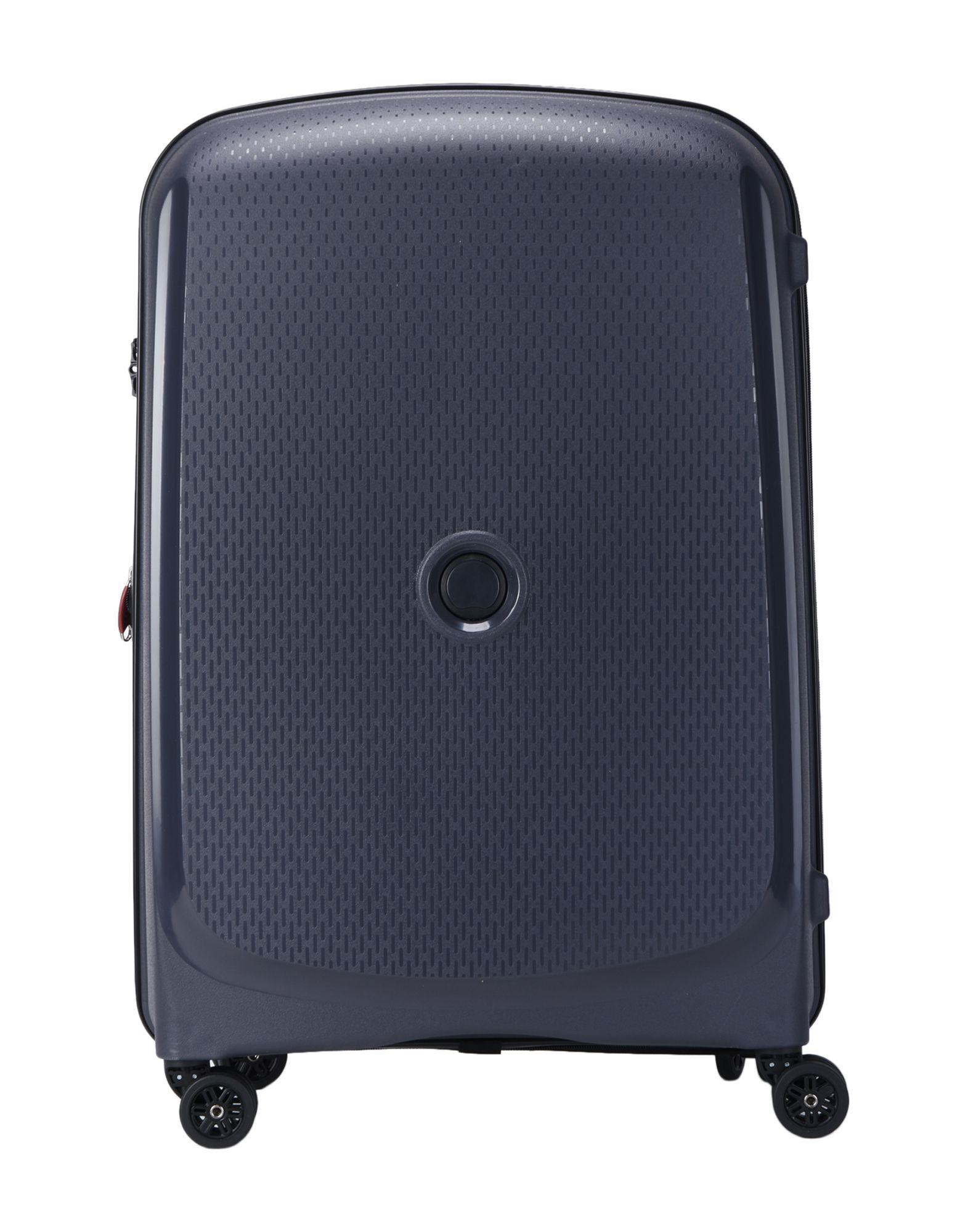 《送料無料》DELSEY Unisex キャスター付きバッグ スチールグレー ポリプロピレン BELMONT PLUS expandable Trolley
