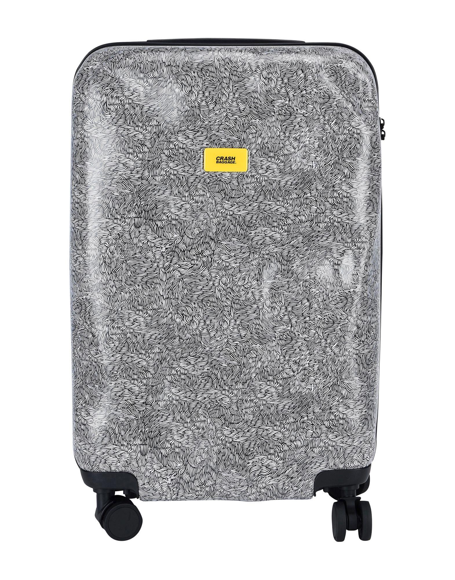 CRASH BAGGAGE Чемодан/сумка на колесиках crash baggage чемодан сумка на колесиках