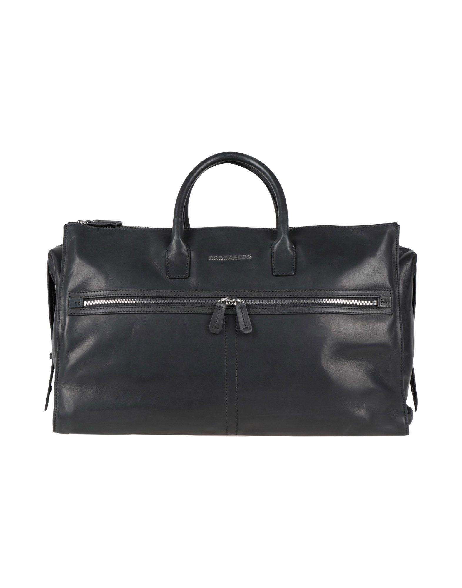 DSQUARED2   DSQUARED2 Travel & duffel bags   Goxip