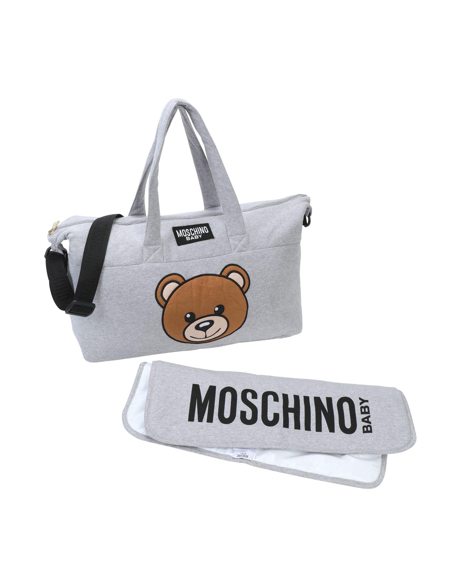 MOSCHINO Сумка для мам burberry сумка для мам