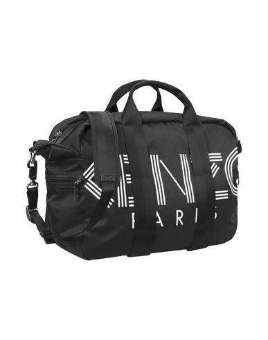 Фото 2 - Дорожная сумка черного цвета