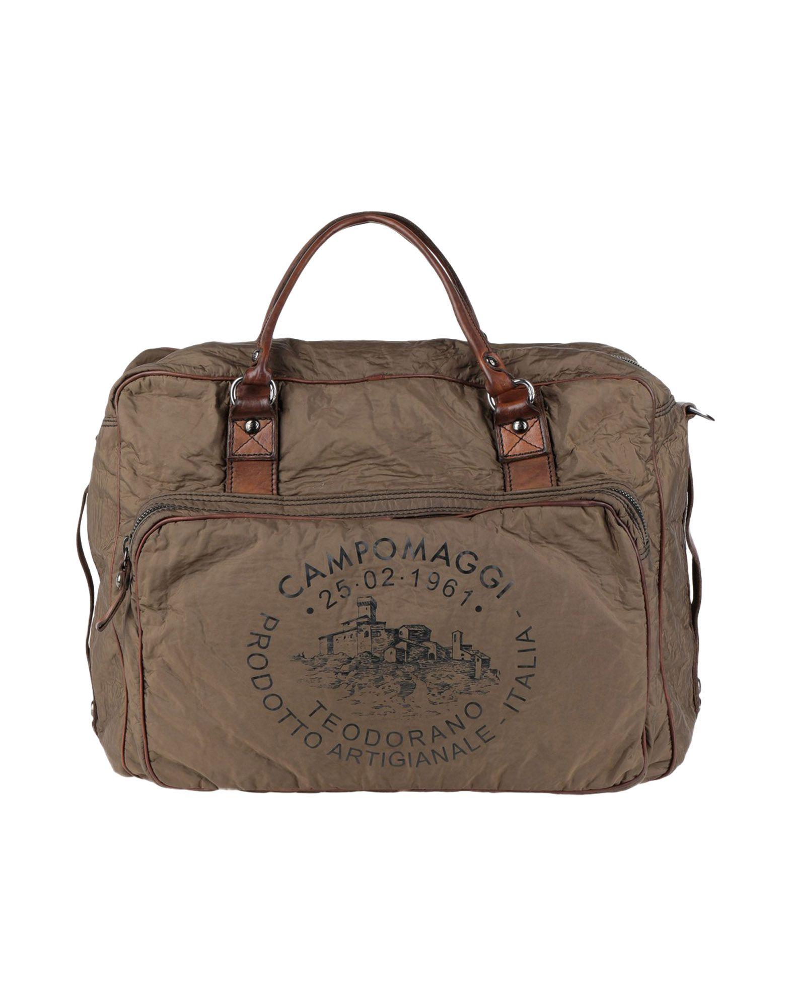CAMPOMAGGI Дорожная сумка сумка campomaggi c4220 vl 1702