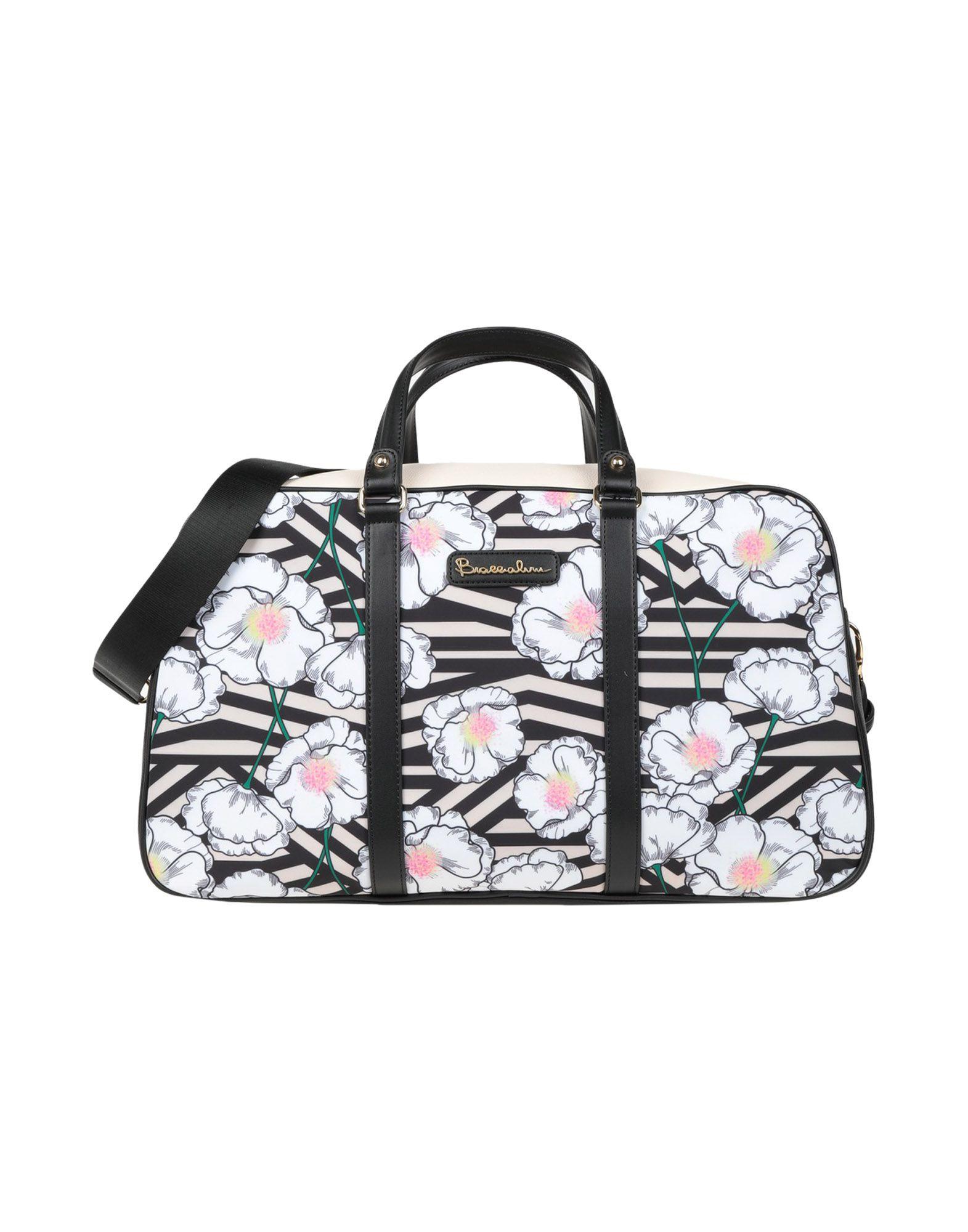 BRACCIALINI Дорожная сумка сумка braccialini braccialini br001bwcjam8