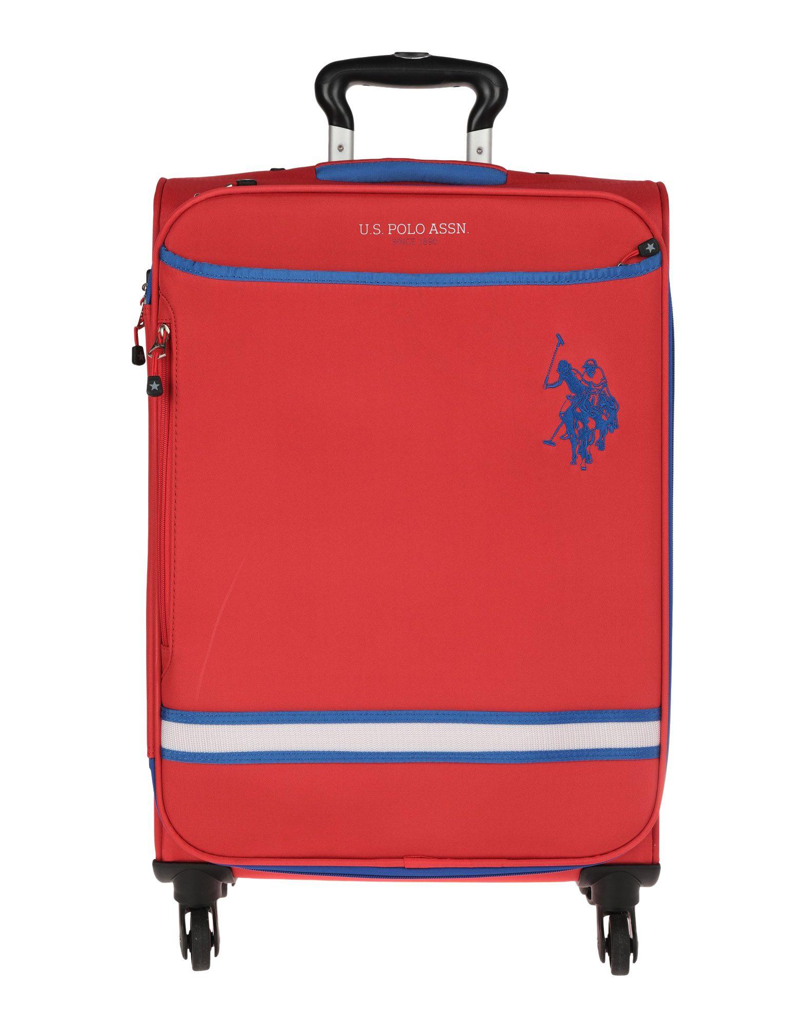 U.S.POLO ASSN. Чемодан/сумка на колесиках