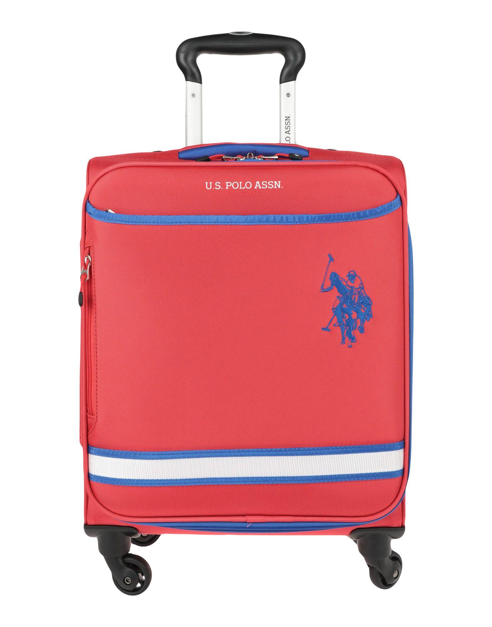 U.S.POLO ASSN. Чемодан/сумка на колесиках чемодан на колесиках trunki чемодан на колесиках