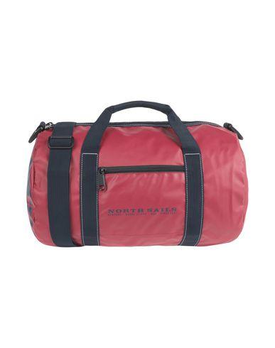Купить Дорожная сумка кирпично-красного цвета