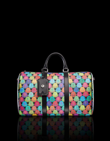 TRAVEL BAG Multicolor 8 Moncler Palm Angels