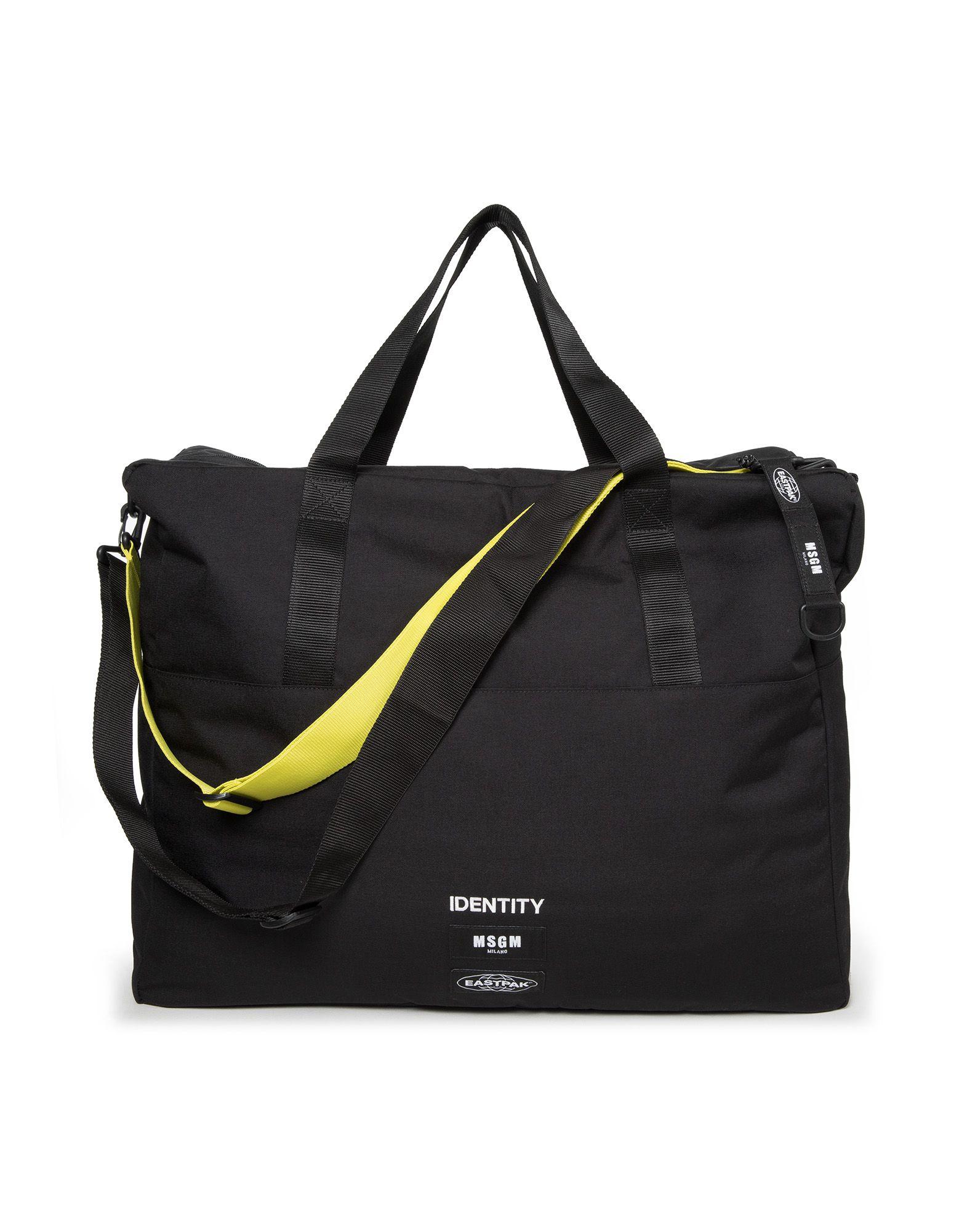 EASTPAK x MSGM Дорожная сумка цена и фото