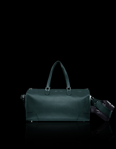 VX MAXI BOSTON Dark green Bags & Suitcases Woman