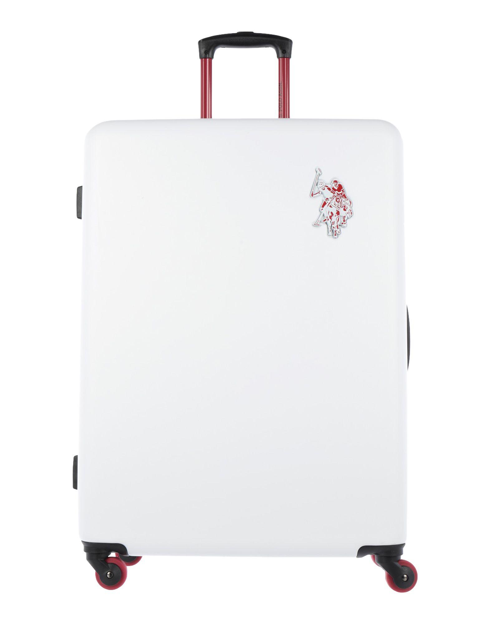 U.S.POLO ASSN. Чемодан/сумка на колесиках crash baggage чемодан сумка на колесиках