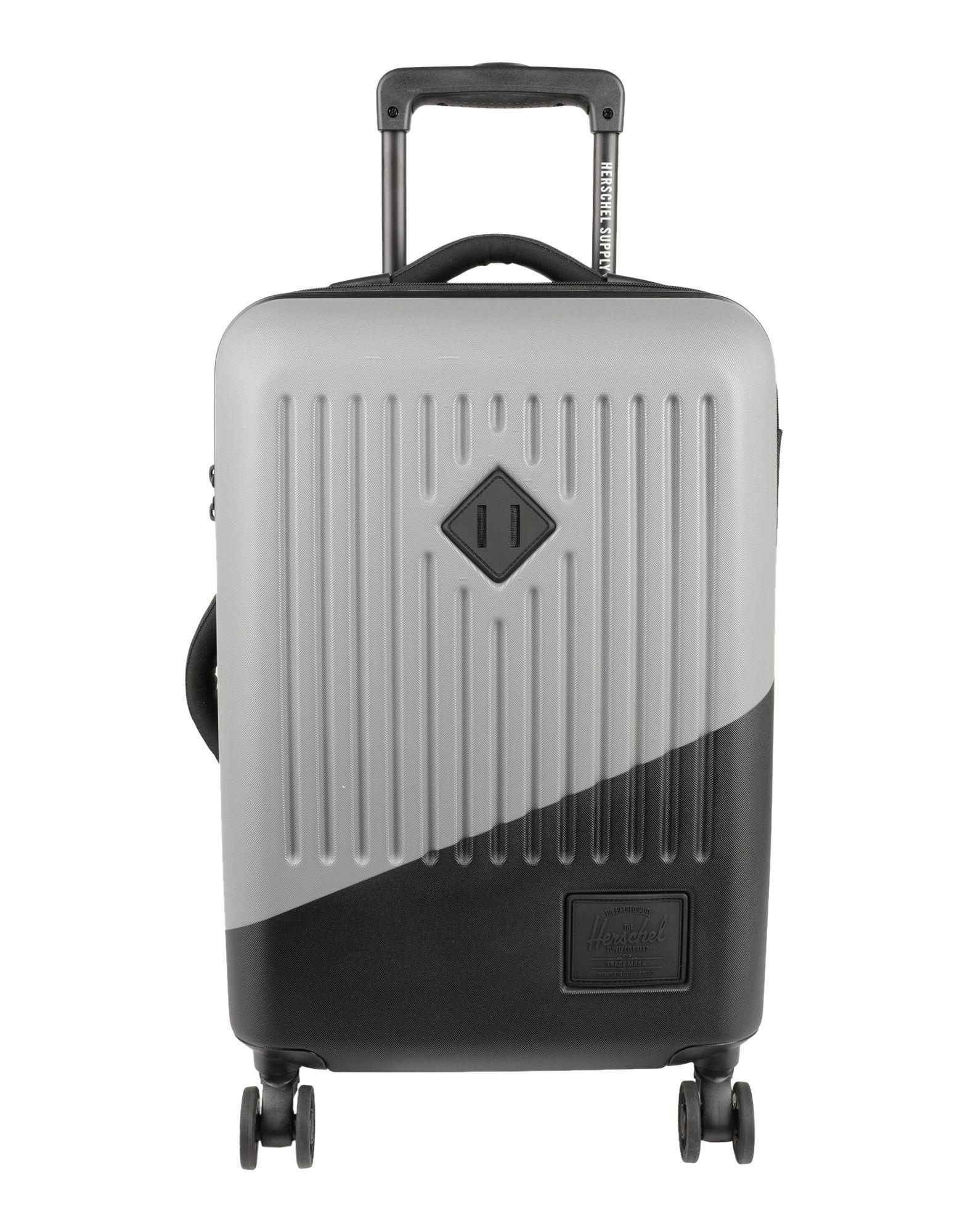 HERSCHEL SUPPLY CO. Чемодан/сумка на колесиках сумка herschel 10017 01579 black grid