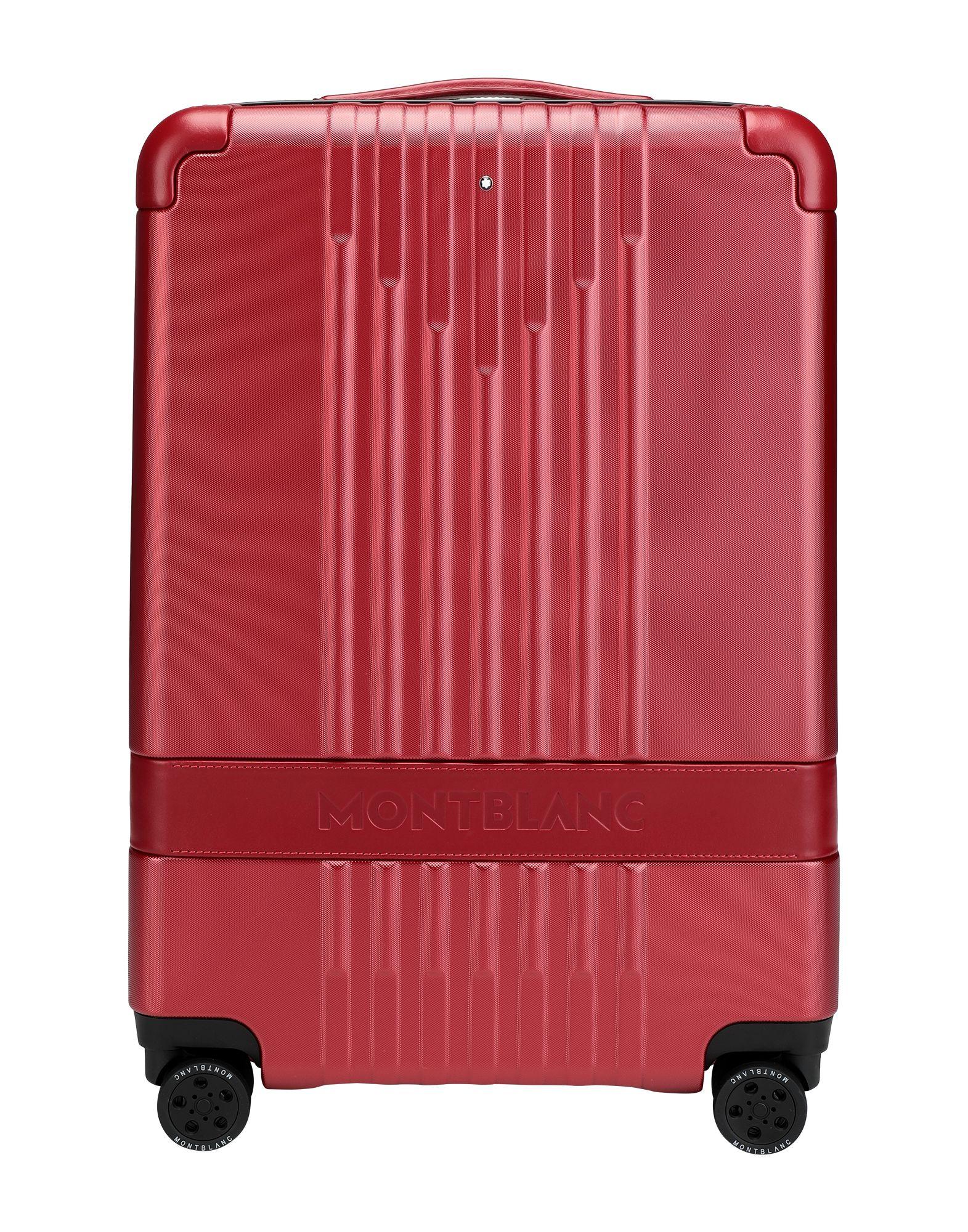 MONTBLANC Чемодан/сумка на колесиках сумка montblanc 6018 montbanc