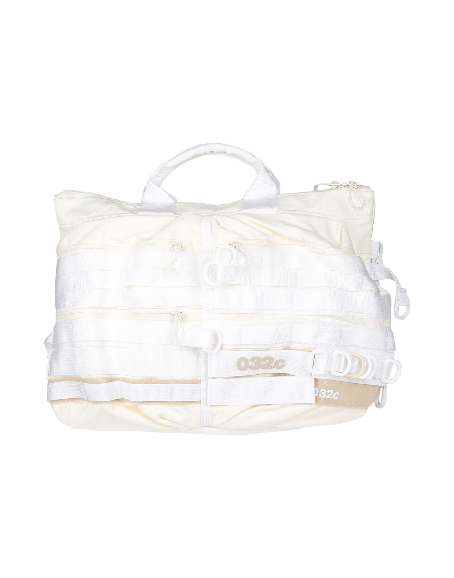 Adidas By 032c Travel Duffel Bags In Multi