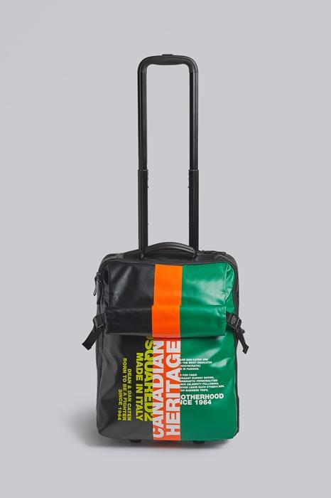 Valise à roulettes Taille OneSize 100% PVC - Polychlorure de vinyle - Dsquared2 - Modalova