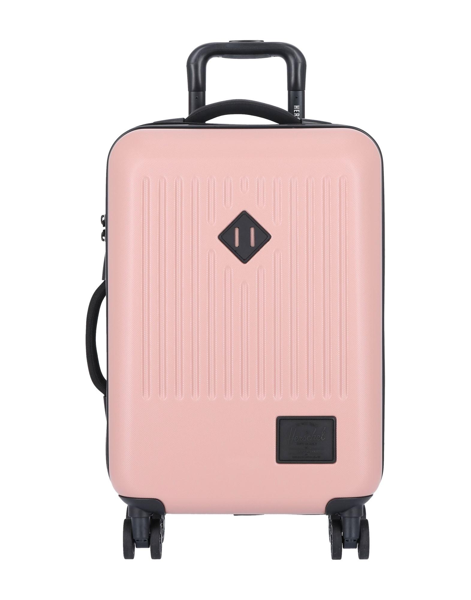《セール開催中》HERSCHEL SUPPLY CO. レディース キャスター付きバッグ ピンク ポリカーボネート / ABS樹脂
