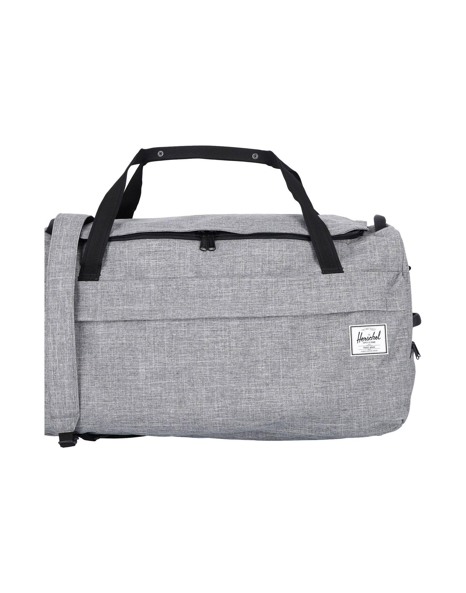 HERSCHEL SUPPLY CO. ハーシェル サプライ メンズ スーツケース グレー