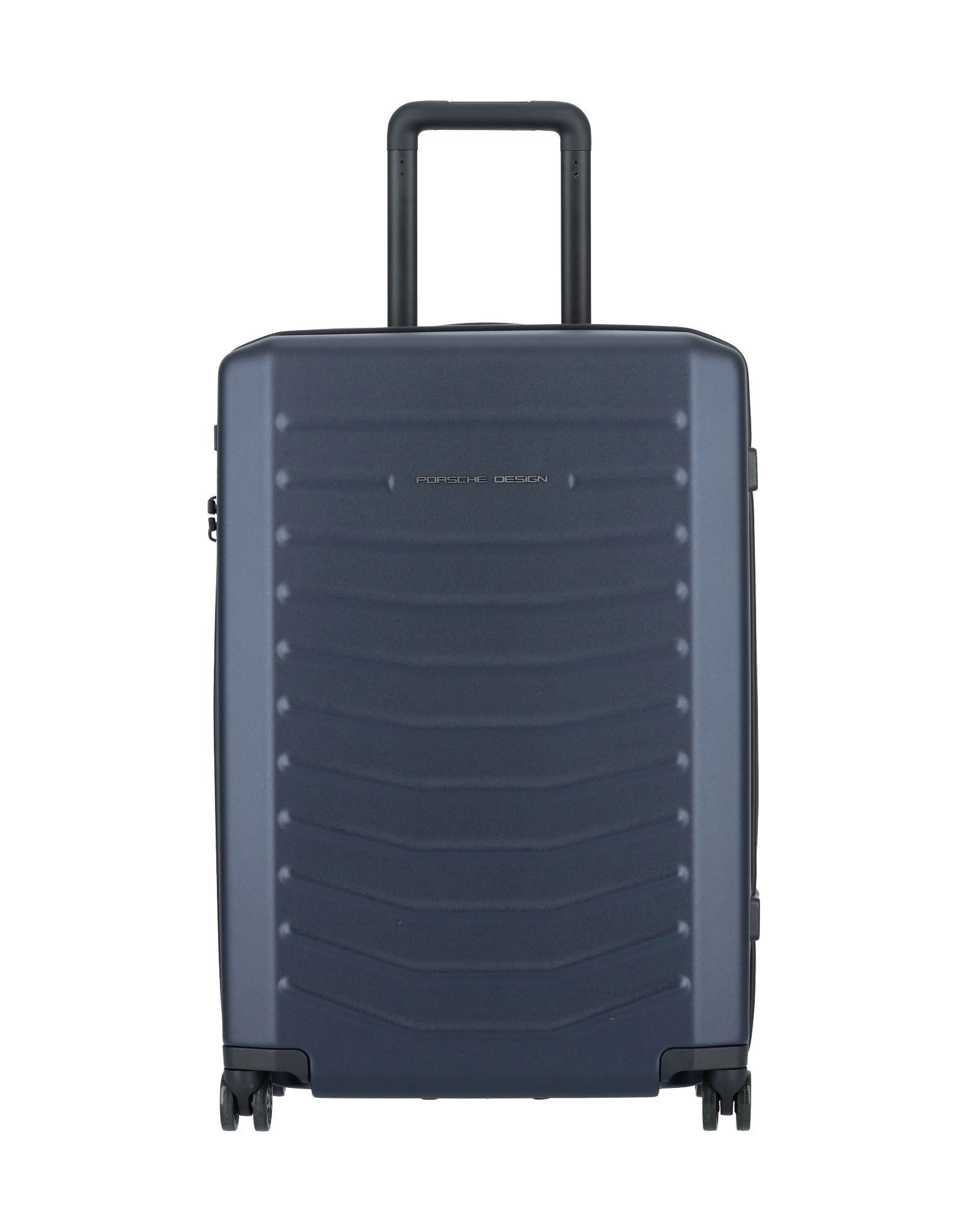 PORSCHE DESIGN Unisex スーツケース ダークブルー