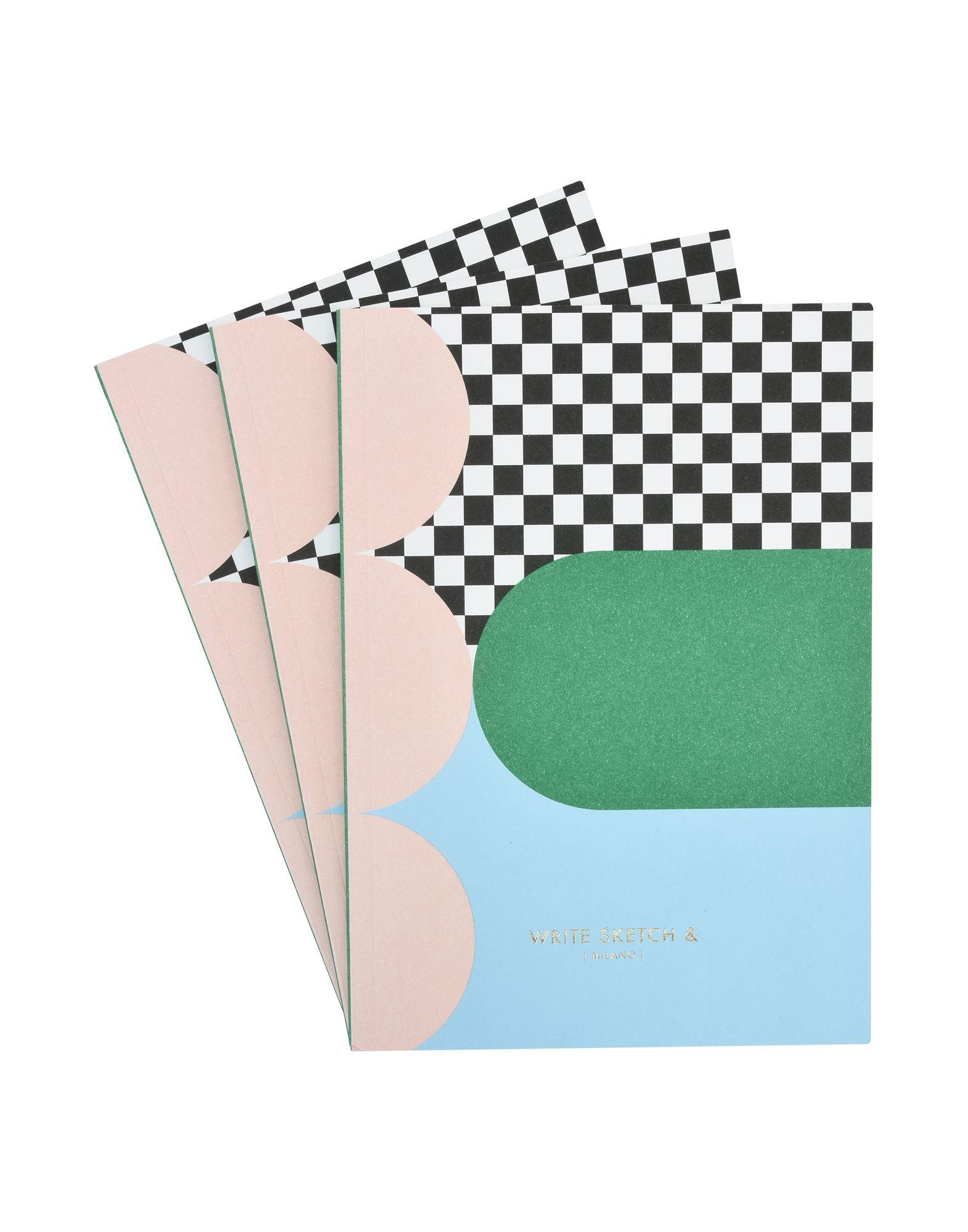 WRITE SKETCH & Записная книжка