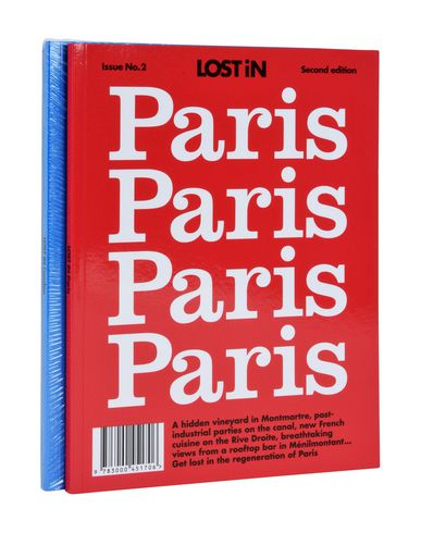 LOST iN Lifestyle mixte