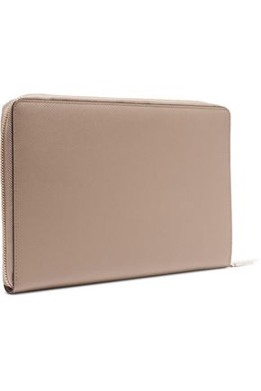 DKNY Textured-leather iPad case