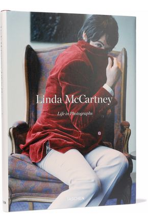 TASCHEN Linda McCartney: Life in Photographs hardcover book