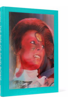 TASCHEN The Rise of David Bowie by Mick Rock hardcover book