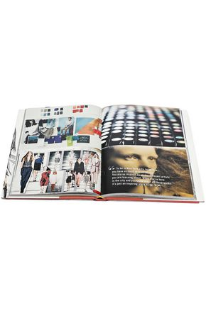 ASSOULINE The School Of Fashion: 30 Parsons Designers by Simon Collins hardcover book
