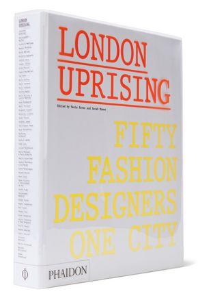 PHAIDON London Uprising hardcover book