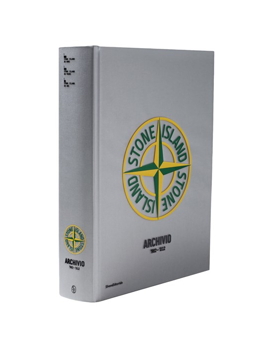 STONE ISLAND ARCHIVIO '982–'012 BOOK Man Multicolor