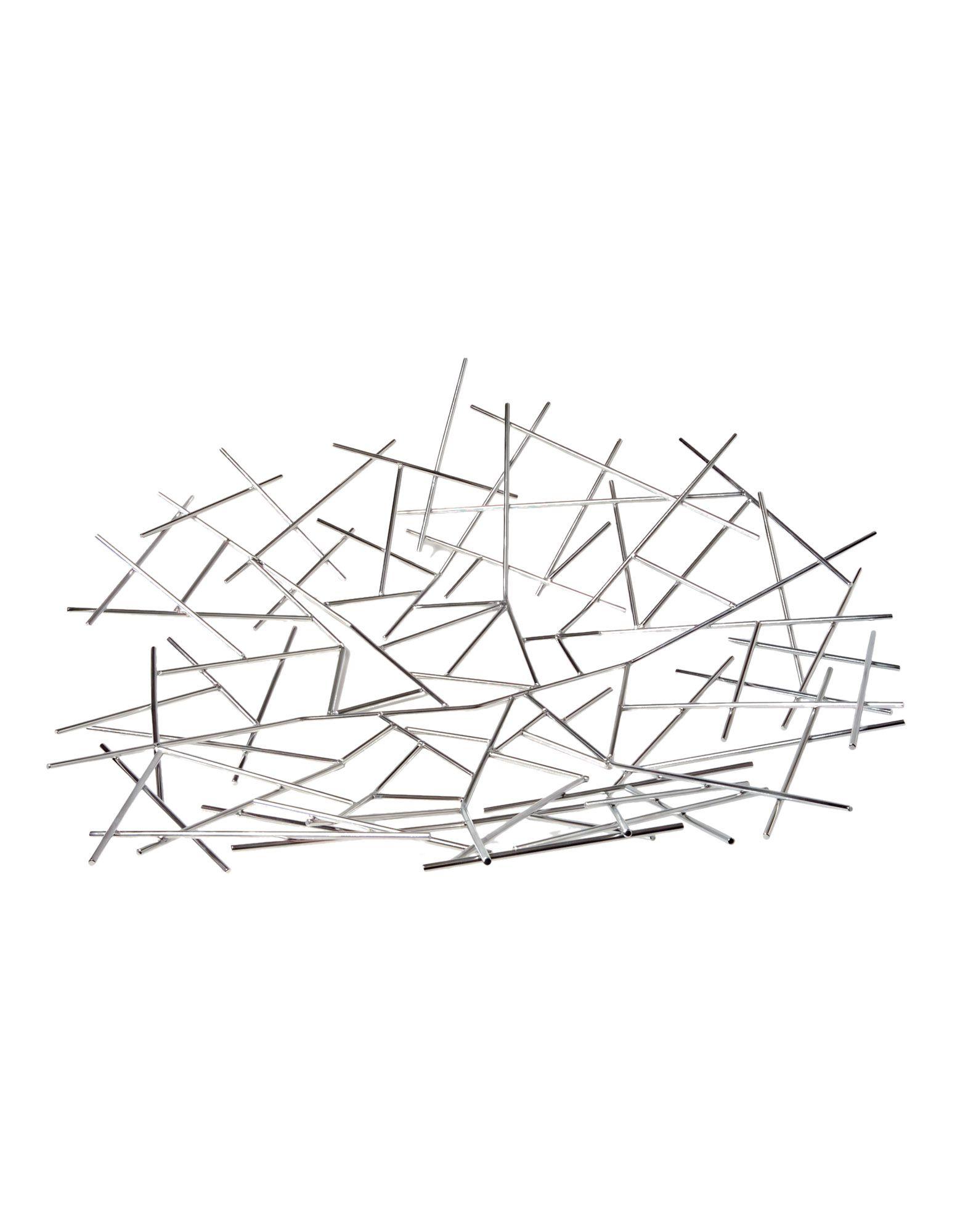 ALESSI Украшение для стола терка alessi parmenide aaru01 wi