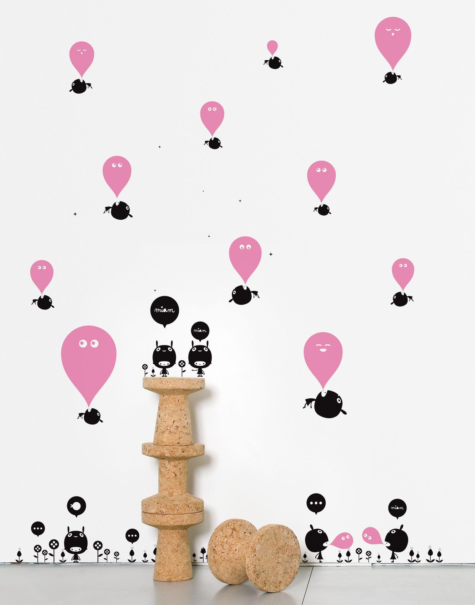 《送料無料》DOMESTIC Unisex デコレーション ブラック ビニール Bubblegum