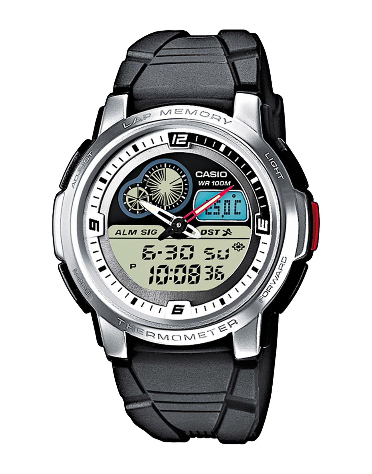 ユニセックス CASIO 腕時計 ブラック
