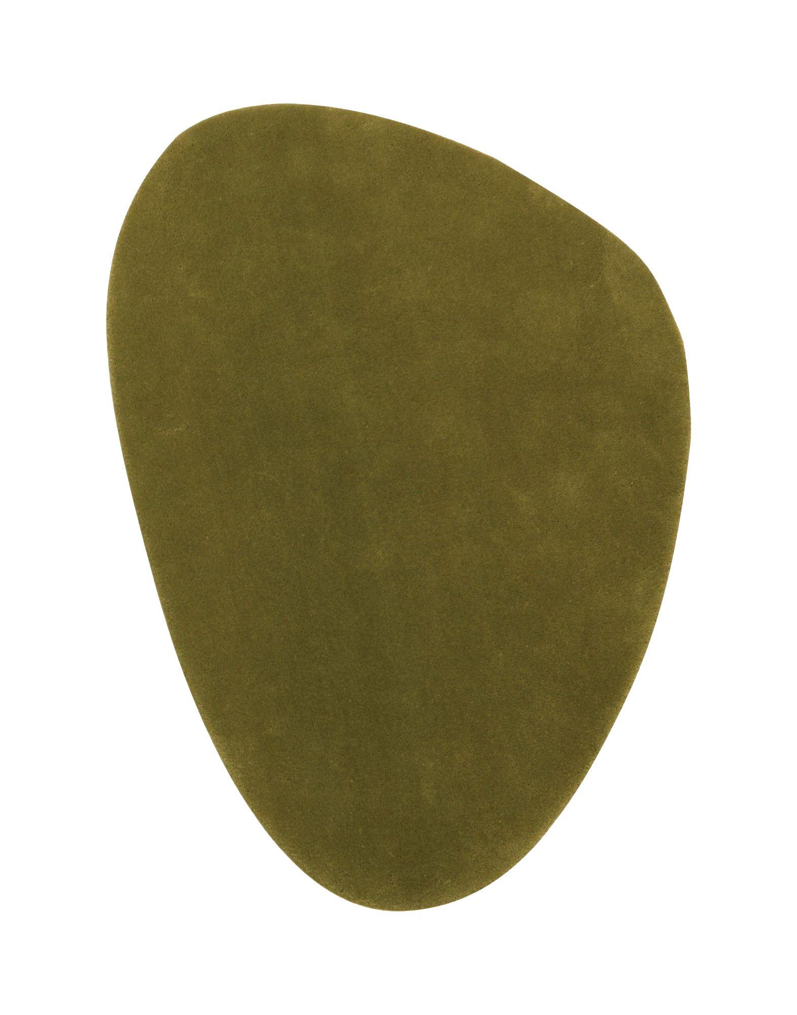 NANIMARQUINA Unisex Teppich Farbe Militärgrün Größe 1