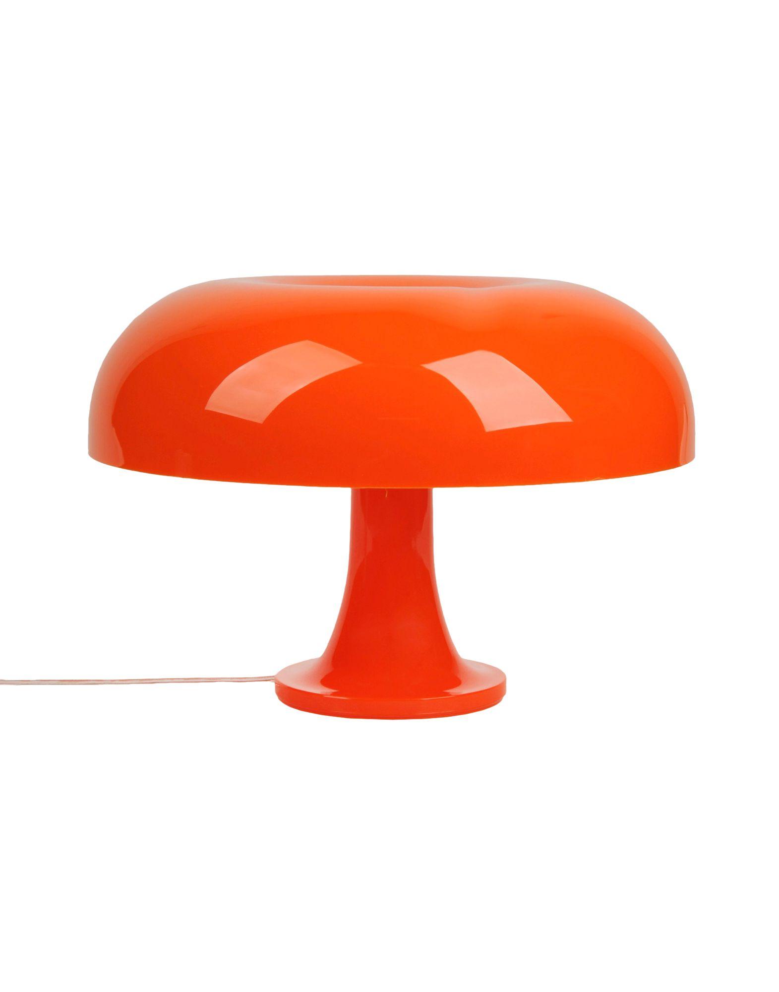 ARTEMIDE Настольная лампа artemide 0387020a logico nano plafone inc