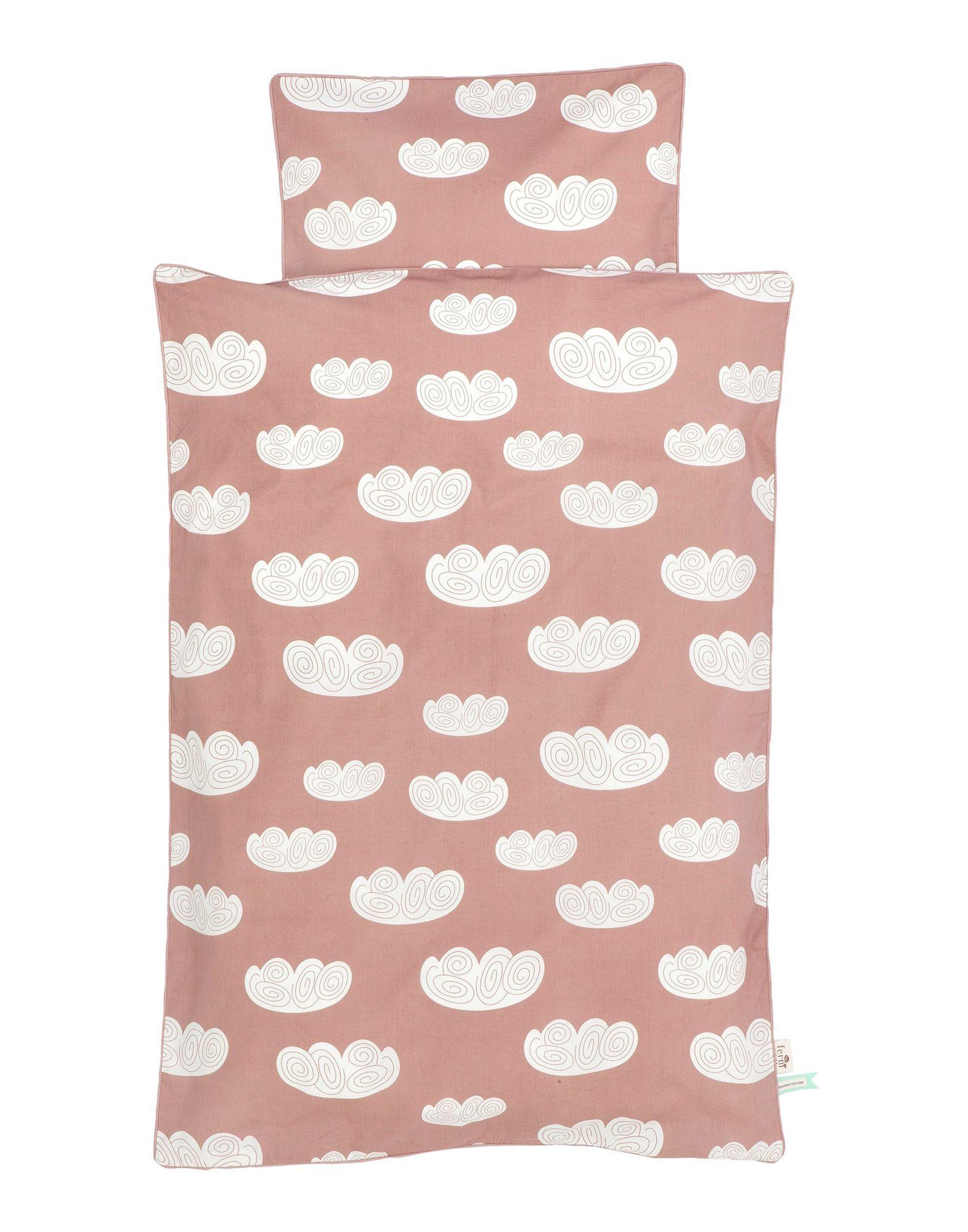FERM LIVING Пуховый набор оренбургский пуховый платок пуховый платок